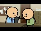 Цианид и Счастье Cyanide and Happiness Комиксы на русском